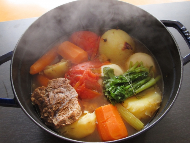 フランスの家庭料理ポトフ
