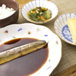 わんまいる 三陸産 さんま黒酢煮セット