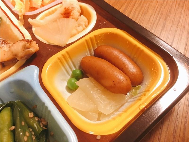 食宅便魚介の味噌バター風味ウインナー