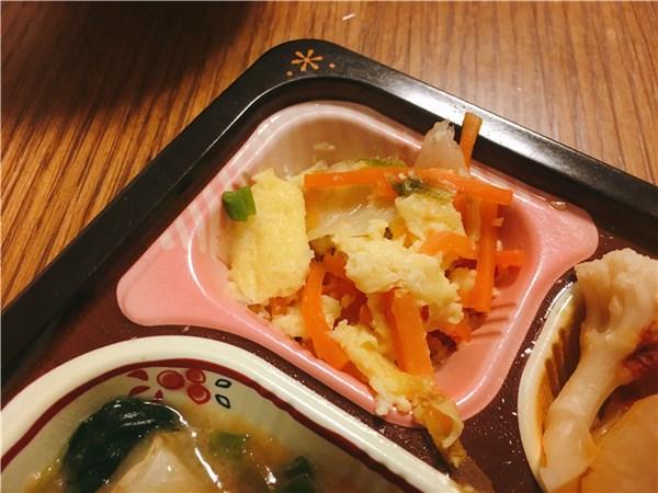 食宅便魚介の味噌バター風味白菜と卵