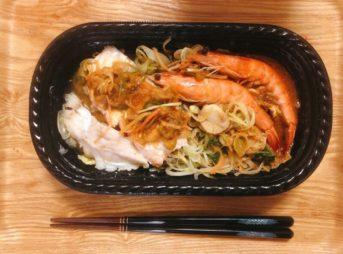 生から惣菜海鮮系