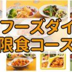 ニチレイの脂質制限食
