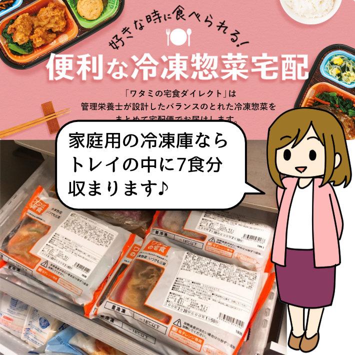 ワタミの宅食ダイレクト TOP