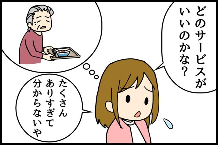 高齢者向け宅配食