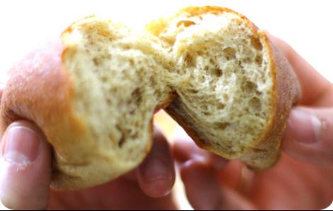 ふすま粉パン