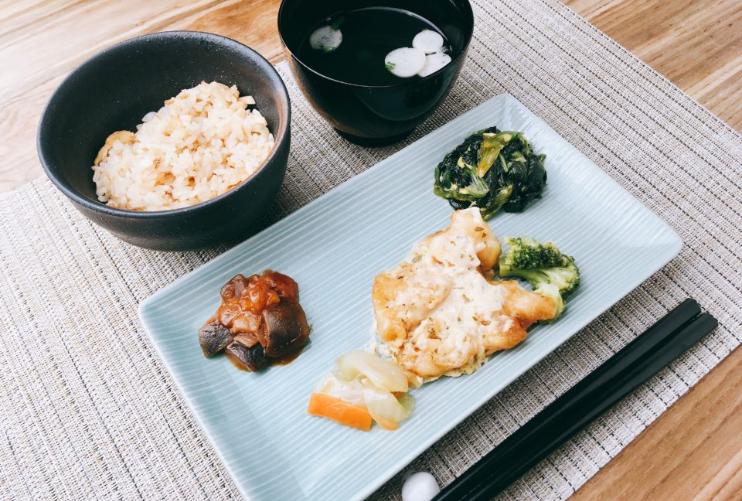 ヨシケイのチキン南蛮弁当