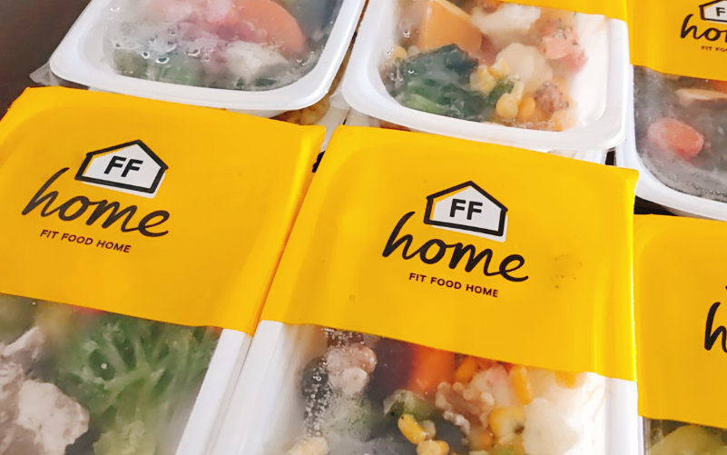 FitFoodHomeのお弁当セット