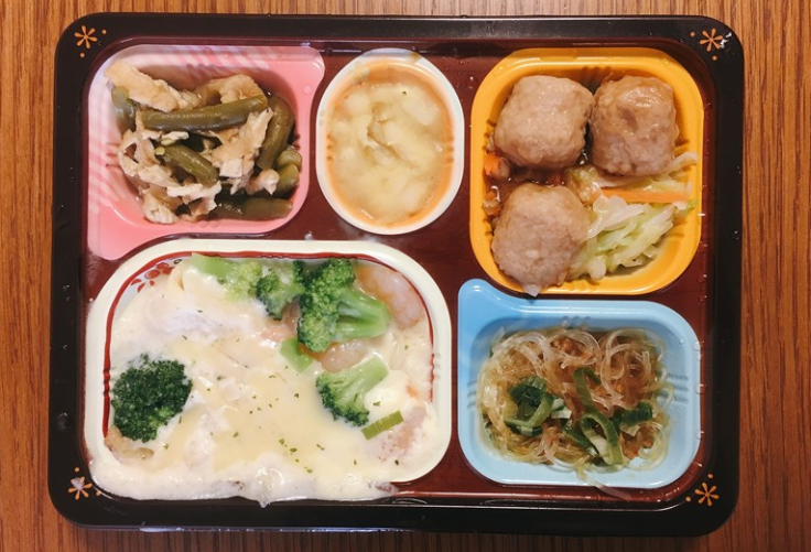 食宅便のお弁当