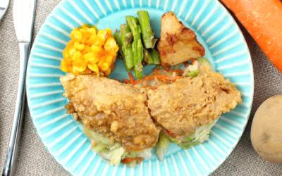 noshの新メニューが2021年4月末に登場!ごま香る白身魚の味噌だれ・牛肉とほうれん草の和風あんかけが発売中!
