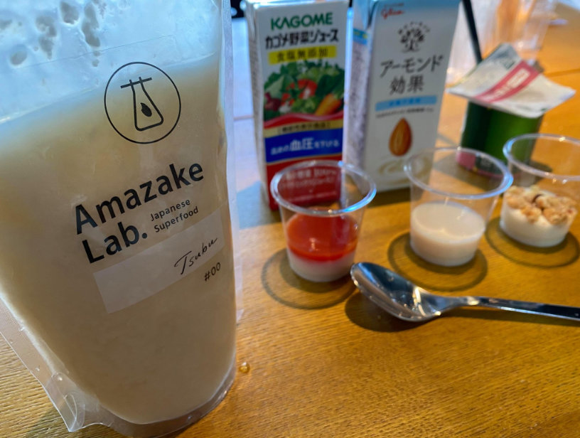 Amazake Lab.の生こうじあまざけ