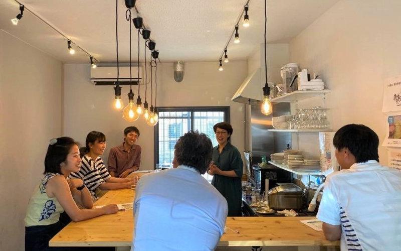 Amazake Lab.の交流会