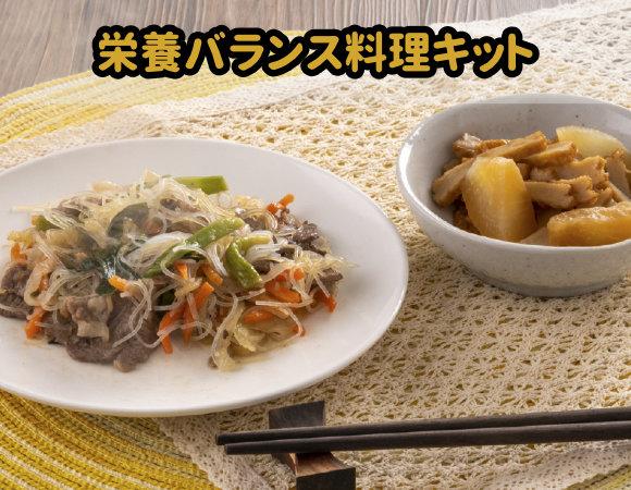 栄養バランス料理キット