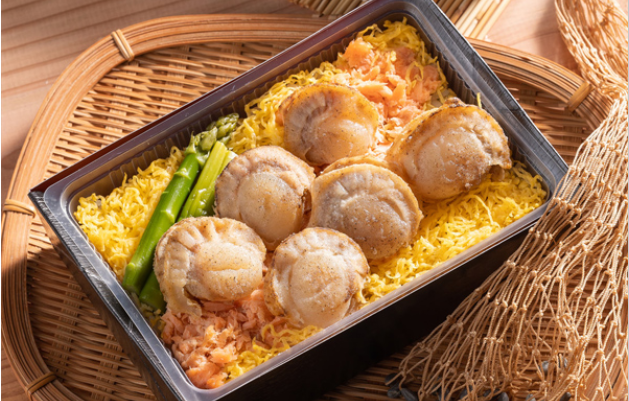 【北海道】鮭ほたてめし 6食セット