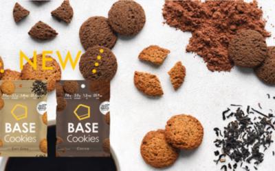 BASE FOODから、完全栄養クッキー「BASE Cookies」が新登場!2021年6月9日より販売開始!