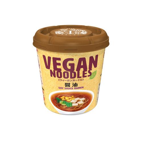 ヴィーガンヌードル醤油味