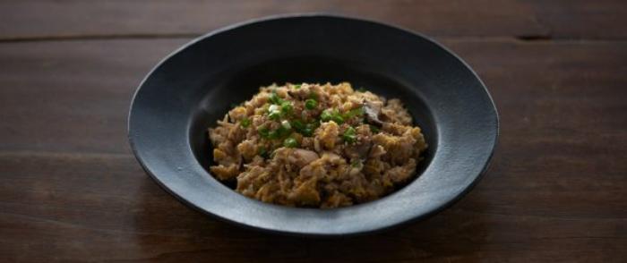 奄美大島のあご出汁鶏飯