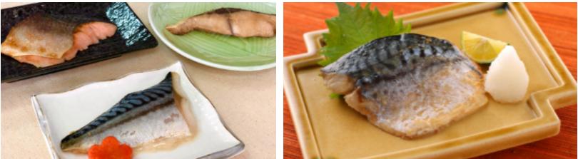 介護の日 お魚セット